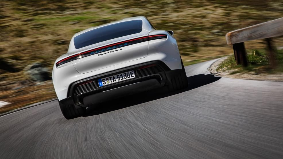 The 2020 Porsche Taycan is here | WICS