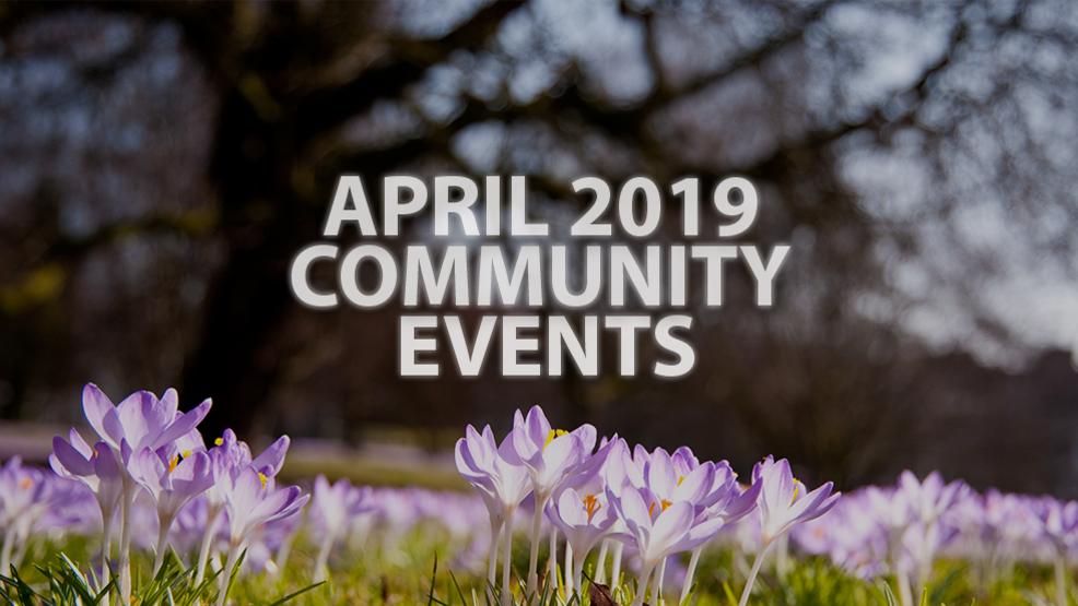 Uiuc Calendar.April 2019 Community Calendar Wics