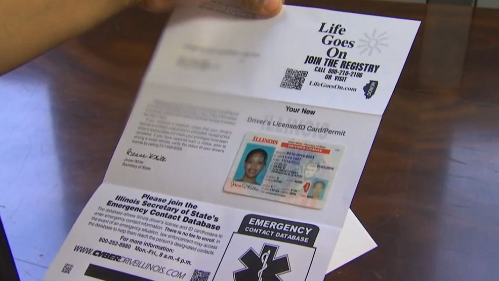 Expiration date for Illinois driver's licenses extended | WICS