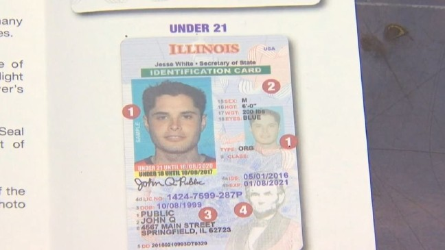 Illinois Upgrading Security For Drivers Licenses Id Cards Wics