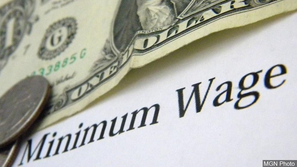 Effingham County to ask state to rescind minimum wage law | WICS