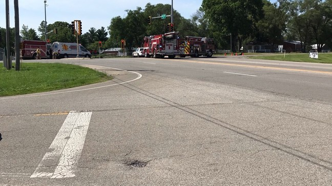 One in critical condition after three-vehicle crash | WICS